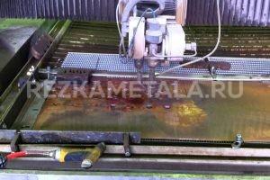 Раскрой металла чпу в Казани