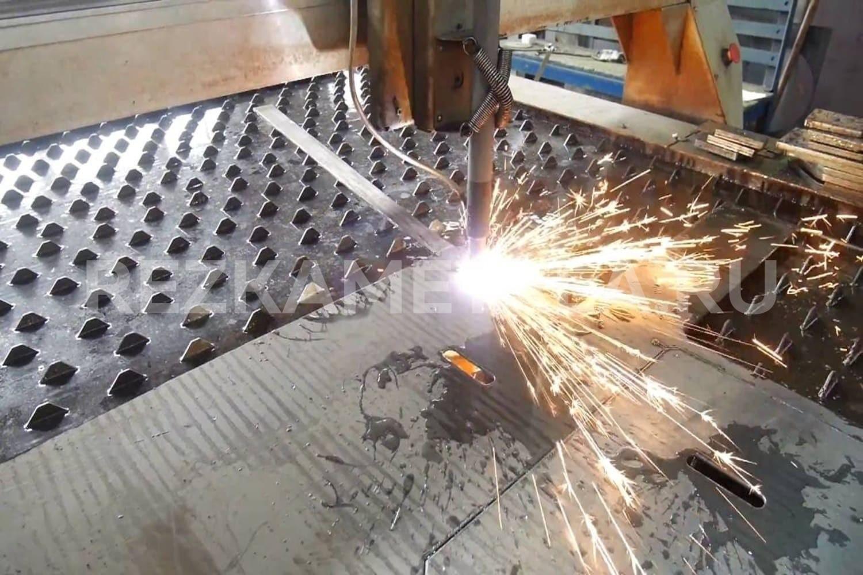 Мини лазерный станок для резки металла в Казани