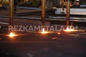 Газовая резка металла на заказ в Казани