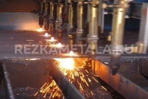 Станок плазменной резки металла в Казани
