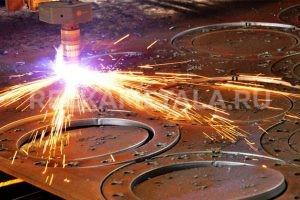 Гидроабразивный раскрой металлов в Казани