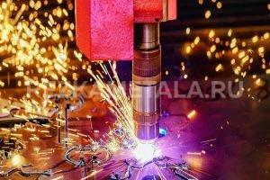 Дуговая резка металлов в Казани