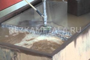 Резка металла пропаном и кислородом в Казани