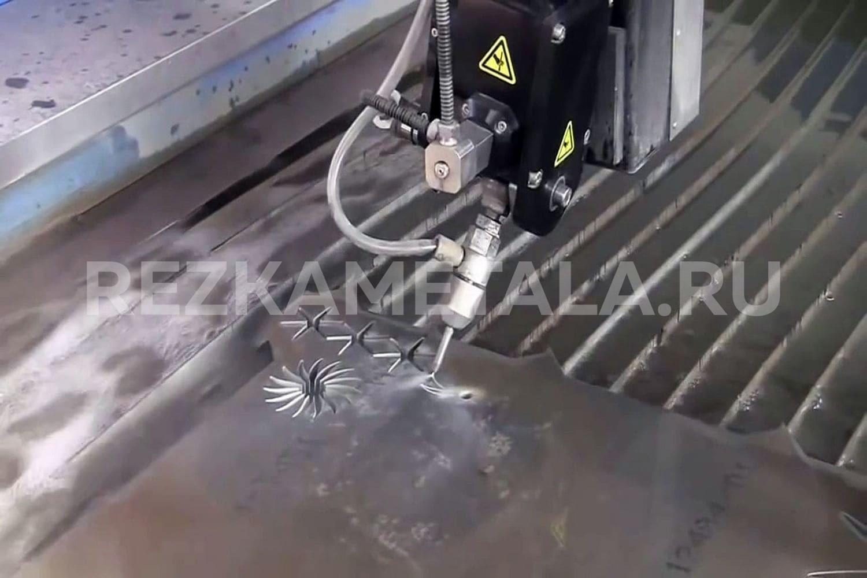 Чпу станок плазменный резки металла в Казани