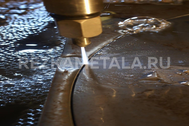 Практическая работа резка металла в Казани