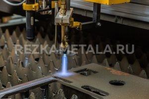 Резка алюминия лазером в Казани