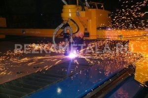 Резка углеродистой стали в Казани