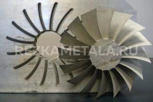 Рубка плоского металла в Казани