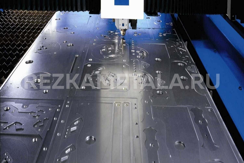Резка металла азотом в Казани