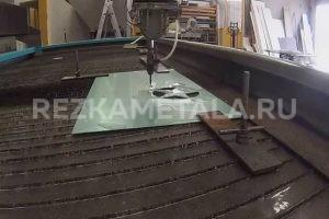 Резка металла водой видео в Казани