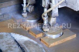 Гидроабразивная резка нержавейки в Казани