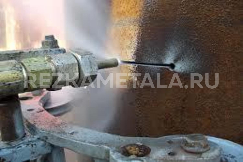 Резка рулонного металла в Казани