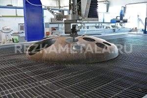 Резка металла 40 мм в Казани