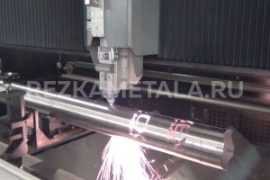 Токарная резка металла в Казани