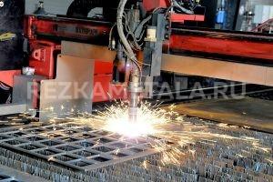 Художественная резка металла цена в Казани