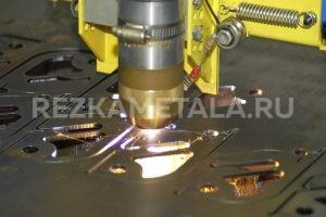 Резка оцинкованного металла в Казани