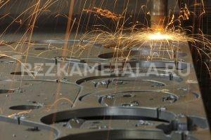 Лазерная резка листа металла в Казани