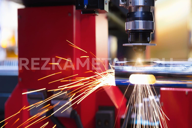 Лазерная резка металла услуги цена в Казани