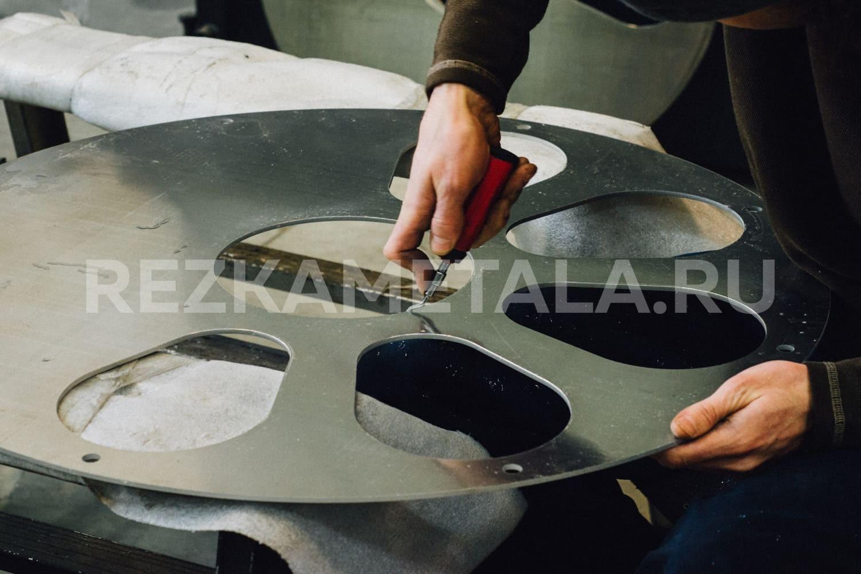Художественная резка металла плазмой в Казани