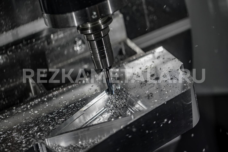 Раскрой стали гидроабразивом в Казани