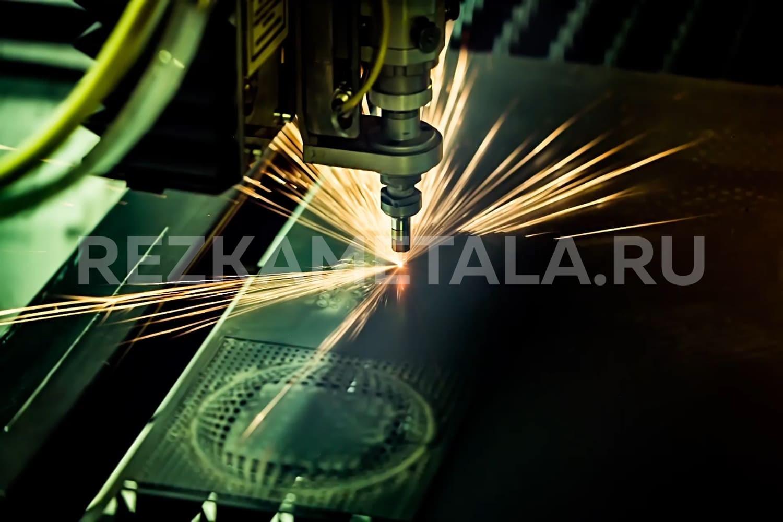 Резать металл лазером в Казани