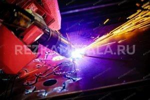 Гидравлическая резка металла в Казани