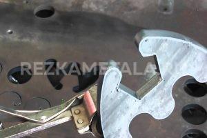 Нож для резки металла купить в Казани