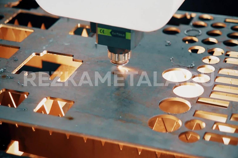 Поперечная резка металла в Казани