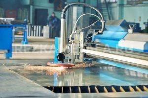 Приспособление для резки листового металла в Казани