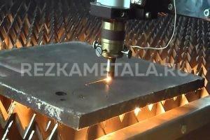 Лазерная резка стали в Казани