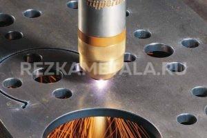 Лазерная резка металла купить в Казани