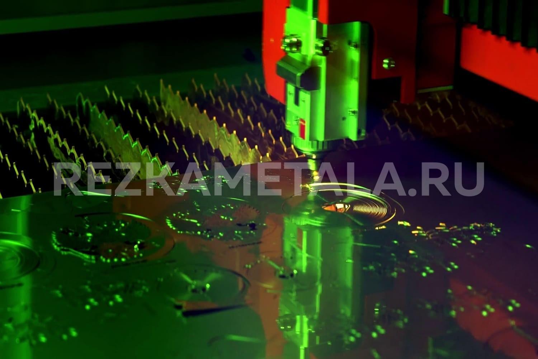 Станок для лазерной резки металла в Казани
