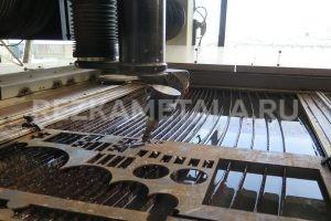 Участок резки металла в Казани