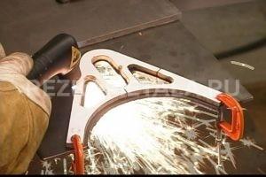 Лазерная резка нержавеющей стали цена в Казани