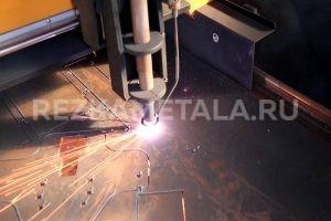 Раскрой и резка листового металла в Казани