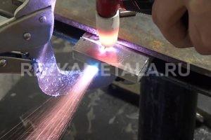 Газовая резка металла пропаном в Казани