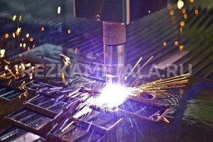 Забор лазерная резка по металлу в Казани