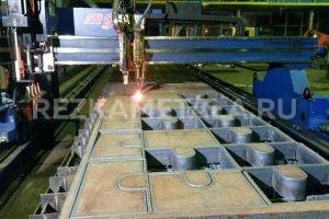 Лазерная резка металлов в Казани