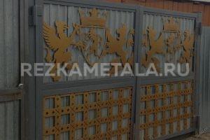 Лазерная резка металла картинки в Казани
