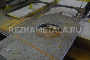 Резка металла пропановым резаком в Казани