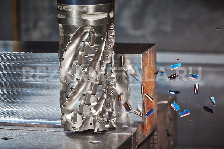 Резка металла гидроабразивной резкой в Казани