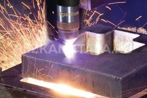 Ручная гильотина для резки металла купить в Казани