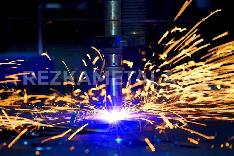 Технология лазерной резки металла в Казани