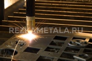 Выполнение работ по резке металла в Казани