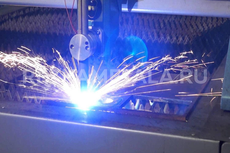 Резка металла услуги цена в Казани