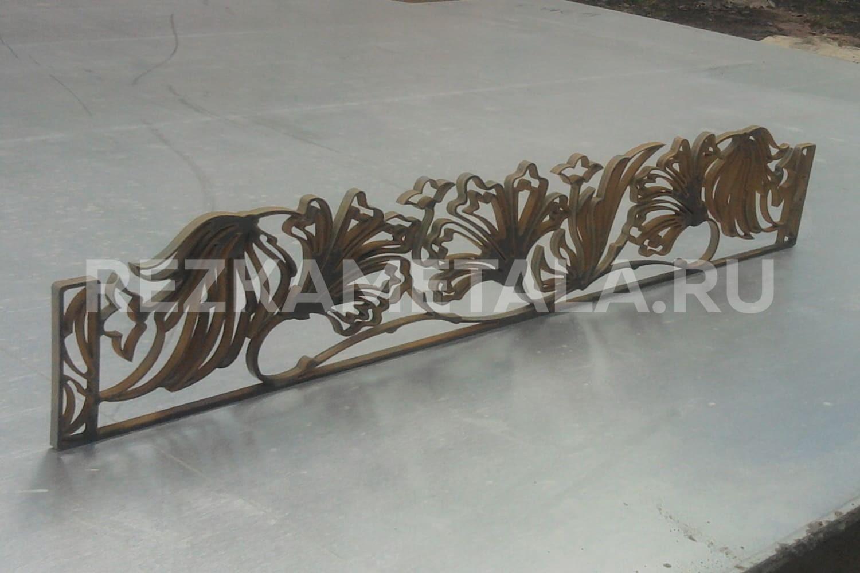 Гидроабразивная резка металла в Казани цена