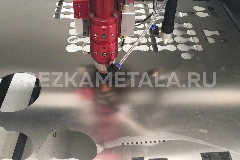 Резка пластин из металла в Казани