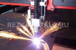 Лазерная резка оцинкованной стали в Казани