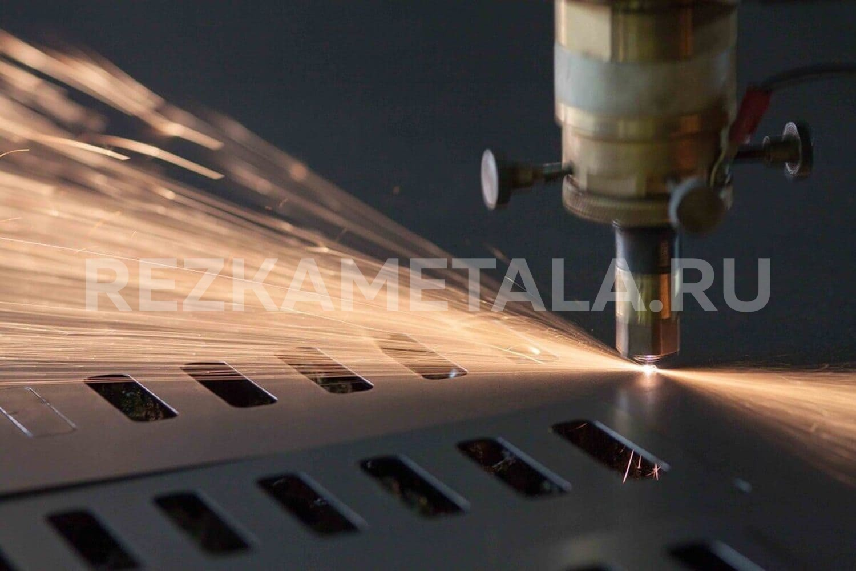 Водоструйная резка металла в Казани