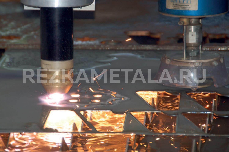 Резка металла сжатым воздухом в Казани